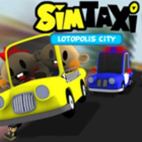 Sim Taxi: Lotopolis City - Play Sim Taxi: Lotopolis City