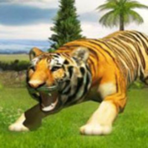 Tiger Simulator 3D - Play Tiger Simulator 3D Online Free - GoGy Games
