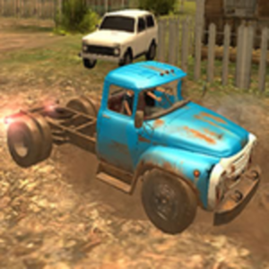 Russian Car Driver ZIL 130 - Play Russian Car Driver ZIL 130