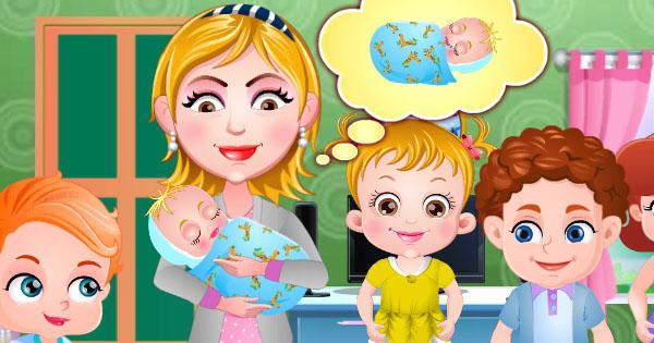 Baby Hazel Newborn Baby - Play Free Online at GoGy Games