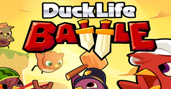 Duck Life: Battle - Play Duck Life: Battle Online Free