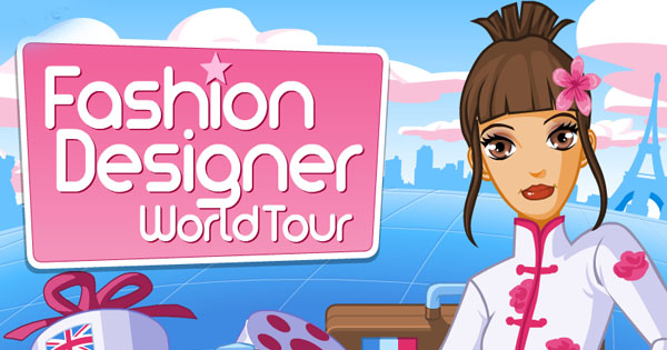 Fashion Designer World Tour Play Free Online At Gogy Games