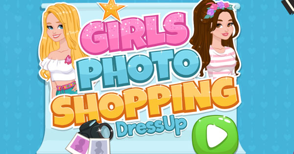 Girls Photoshopping Dress Up Play Free Online At Gogy Games