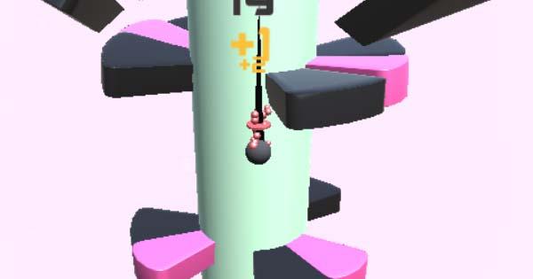 Helix Jump - Play Helix Jump Online Free - GoGy Games
