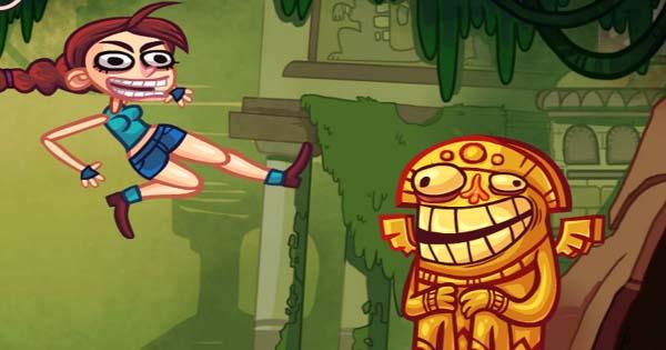 Trollface Quest Video Games 2 - Gipuk